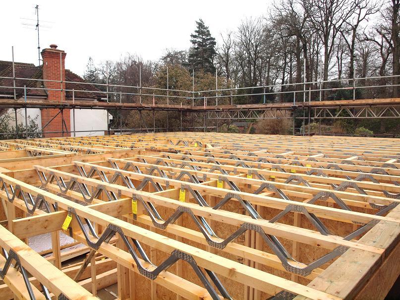 prefabricated flooring systems
